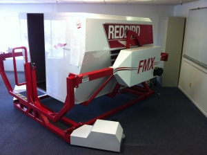 The Redbird FMX I have spent some hours in.